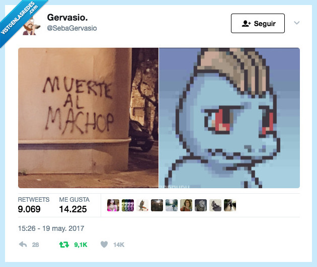 machop,pokemon triste
