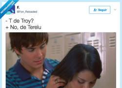 Enlace a Terelu High School Musical, por @Fon_Reloaded