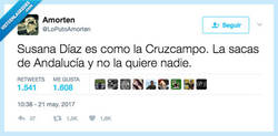 Enlace a Lo sentimos Cruzcampo pero lleva razón, @LoPutmorten