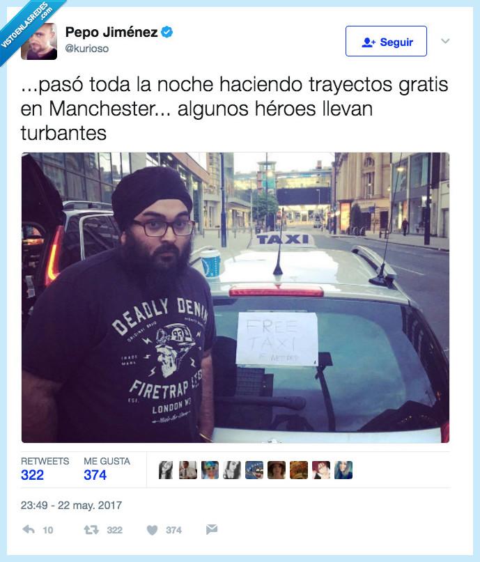 atentado,taxi,turbante