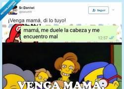 Enlace a Todas las madres nos lo han dicho alguna vez, por @danuhfX