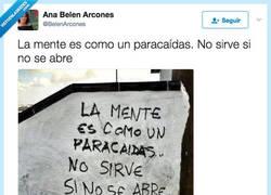Enlace a La lección del día, por @BelenArcones