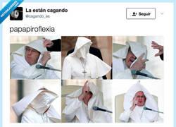 Enlace a Papapiroflexia, por @cagando_es