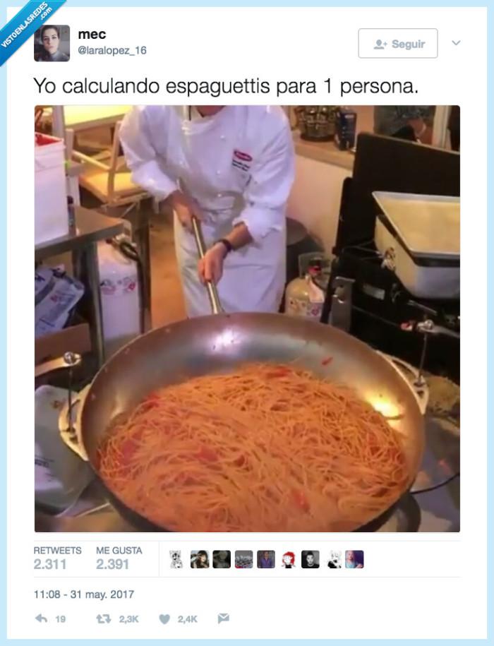 comida,hambre,spaguetti