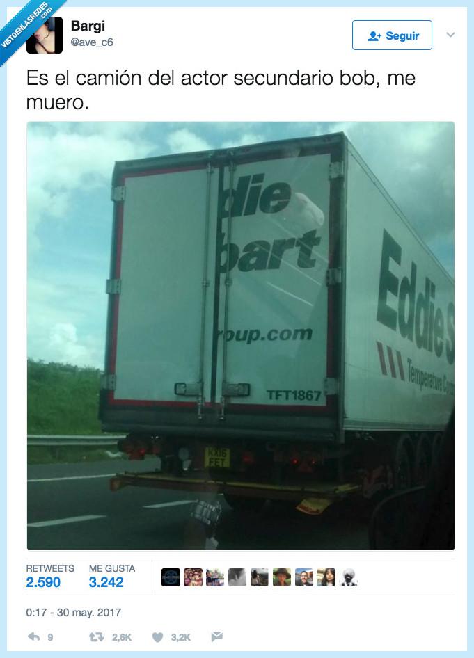bart,camión,matar