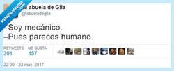 Enlace a No comments, por @labueladegila