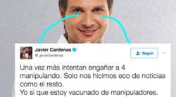 Enlace a La respuesta en forma de hostia descomunal a Javier Cárdenas por decir esto de las vacunas