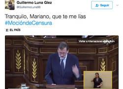 Enlace a Mariano vuelve a la carga y se hace la picha un lío en medio del Congreso