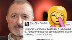 Enlace a Arturo Pérez-Reverte se cabrea cuando se entera de la nueva medida que aplicarán en los hospitales