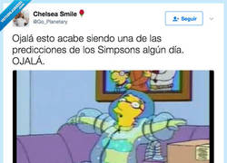 Enlace a La predicción de los Simpsons que justo necesitarás en este instante, por @Go_Planetary
