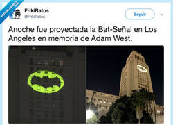 Enlace a DEP ADAM WEST, por @FrikiRatos