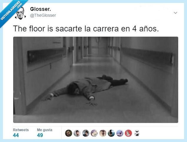 años,the floor ir,universidad