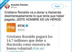 Enlace a Cristiano Robarldo, por @Xuxipc