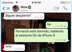 Enlace a Se hace pasar por SIRI para trollear a su madre y el resultado es muy ÉPICO, @fernandoanduaga