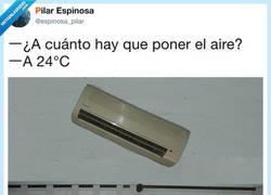 Enlace a Cuando quieres conseguir la temperatura parfecta, por @espinosa_pilar