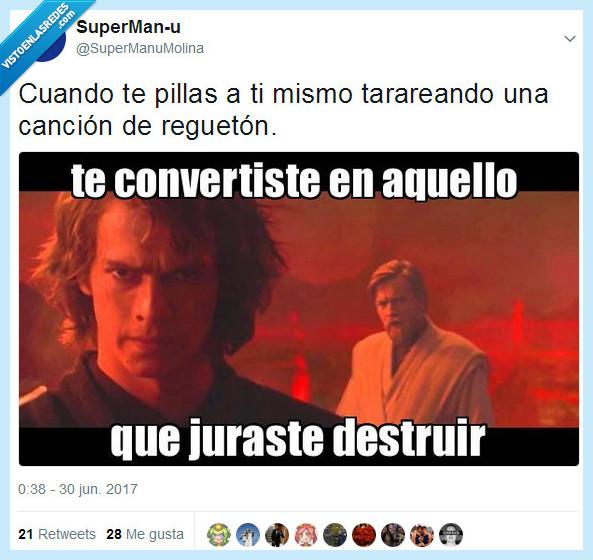 anakin,reguetón,star wars