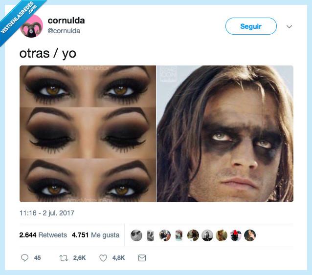 maquillaje,ojos