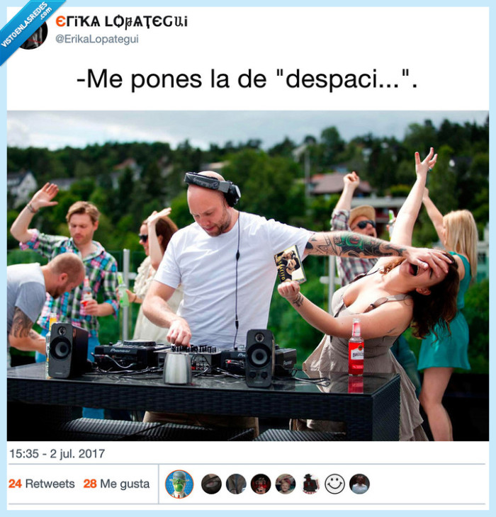 despacito,dj,harto