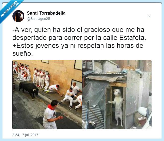 Pamplona,San fermin