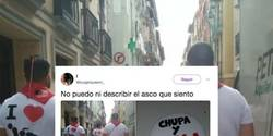Enlace a Máxima indignación por dos fotos compartidas en Twitter y la penosa imagen que se está dando de l