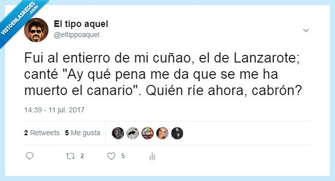 canarios,canción