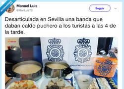 Enlace a Bandas sin escrúpulos, por @ManLuis70