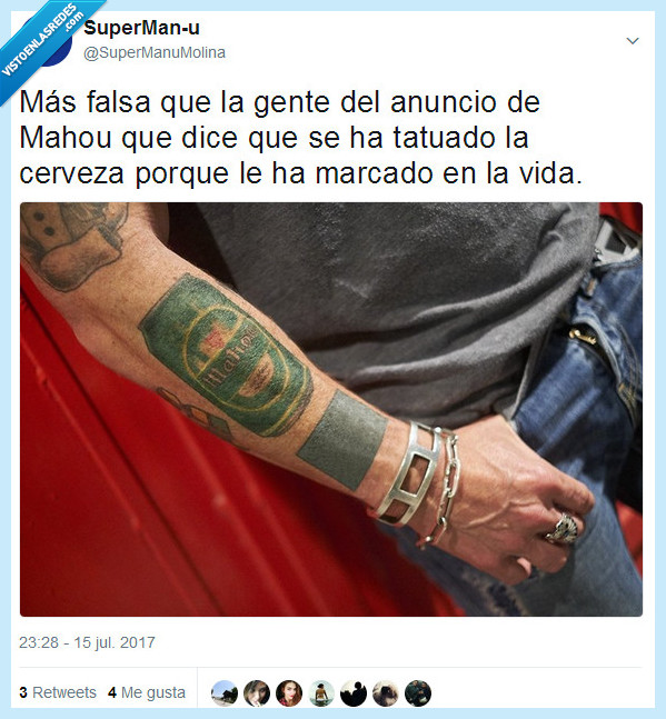 anuncio,mahou,tatuaje