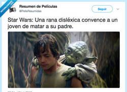 Enlace a El resumen del Imperio contraataca, por @PelisResumidas
