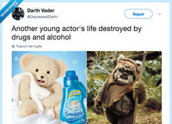Enlace a La vida de este actor destruída por las drogas y el alcohol, por @DepressedDarth