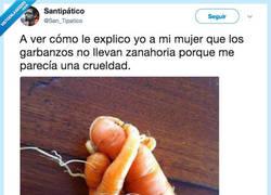 Enlace a Los veganos se replantearan comer carne después de esta foto, por @San_tipatico