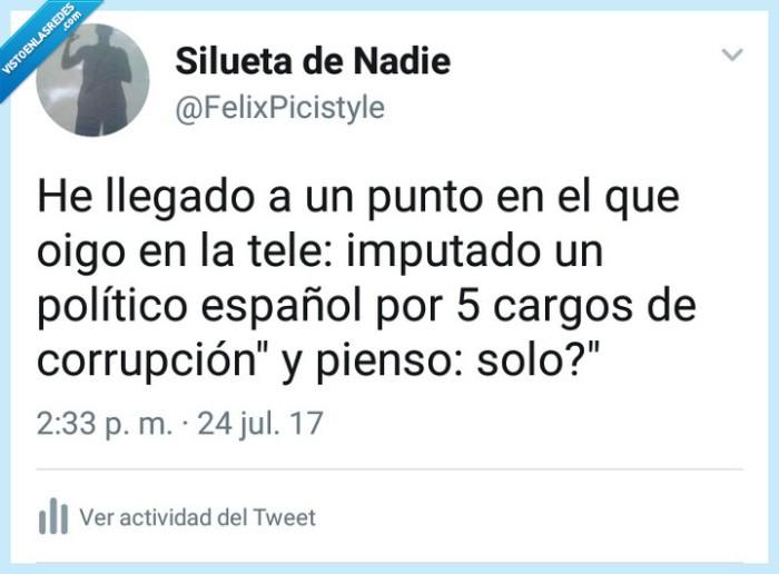 corrupción,España,Política