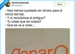 Enlace a Cuando no tienes ni un duro pero te sobra ingenio, por @Davellanedar