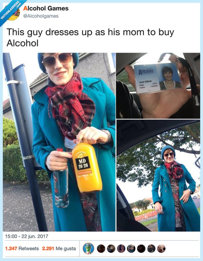 alcohol,comprar,madre