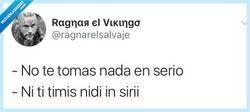 Enlace a Aquí madurando, @ragnarelsalvaje