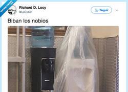 Enlace a ¡QUÉ BIBAN LOS NOVIOS!, por @locyber