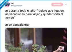 Enlace a Mis vacaciones soñadas, por @soynormalvale