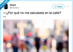 Enlace a No soy borde, soy miope, por @Charlivans