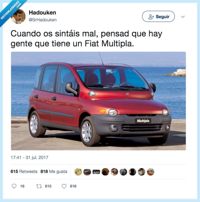 coche,fiat,multipla