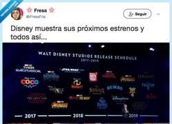 Enlace a Tú esperando lo nuevo de Disney, por @Ifresafria