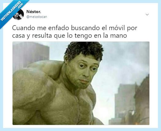 hulk,melostocan,móvil