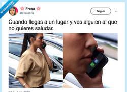 Enlace a Haz como si hablaras por teléfono, por @iFresaFria