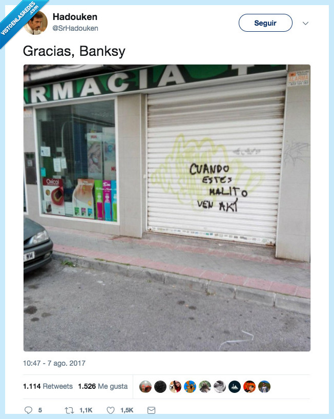 bansky,graffitis,sociales