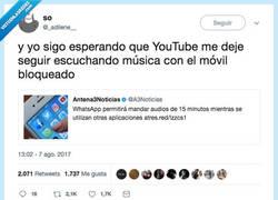 Enlace a Youtube debería de planteárselo ¿no?, por @_adilene__
