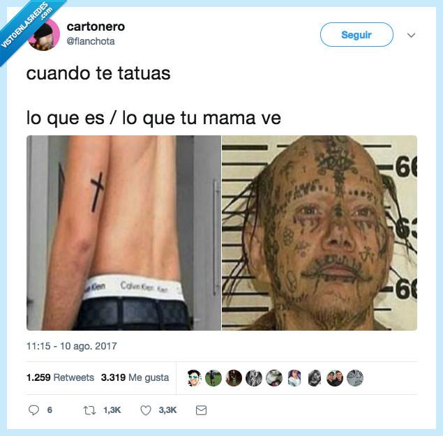 carcel,exagerados,tatuajes