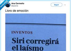Enlace a Apple se saca este invento de la chorra y los madrileños lo van a pasar fatal, por @lacerme