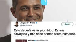 Enlace a Alejandro Sanz se lleva una buena leche después de que le recuerden que no es tan antitaurino