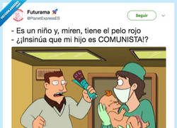 Enlace a Futurama y sus grandes momentos, por @PlanetExpressES