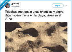 Enlace a El marketing de Telepizza, por @xKyannax