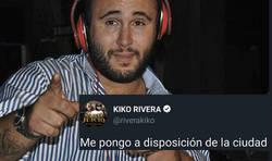 Enlace a Kiko Rivera y su mensaje sobre el atentado en Twitter que nos ha dejado un poco WTF?
