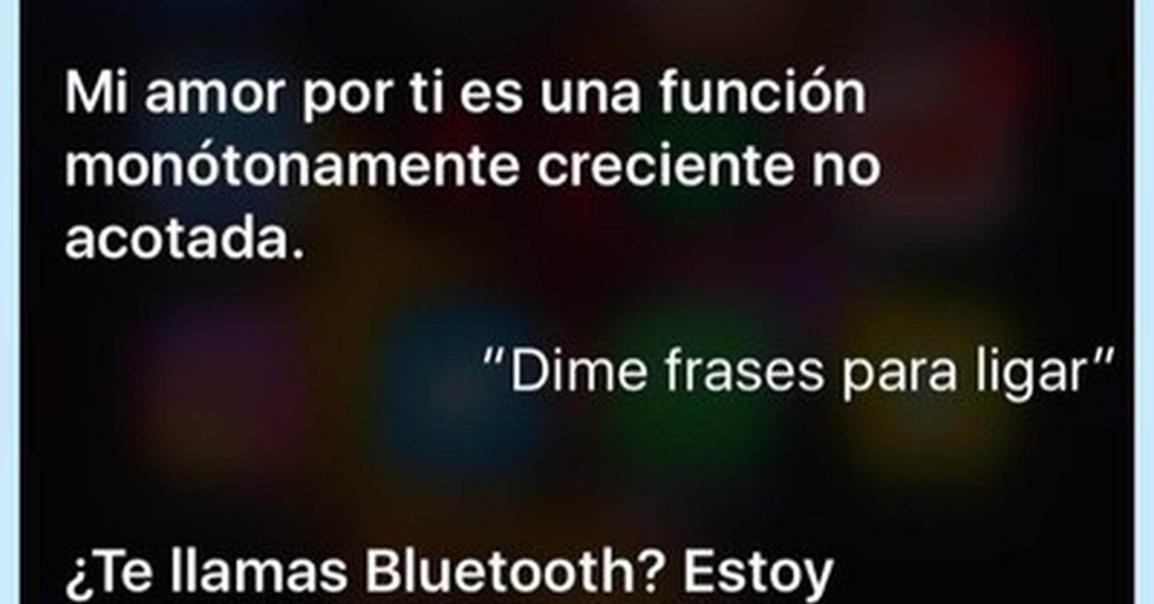 Vef Visto En Las Redes Le Pregunta A Siri Frases Para